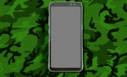 Galaxy S8 Active moniker spotted on Samsung's website