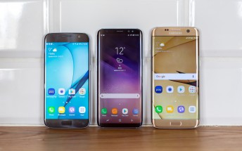 Samsung Galaxy S8 selling twice as many units as S7