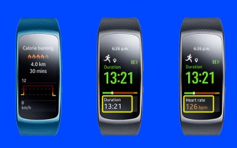 Samsung Gear Fit 2 updated with new health and fitness features, SOS and more