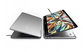 Samsung intros Notebook 9 Pro with built-in S Pen