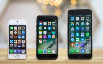iPhone 8, 7 Plus measured up against Android flagships in this speculative render