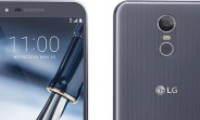 LG Stylo 3 Plus launched with 5.7-inch display, Android Nougat