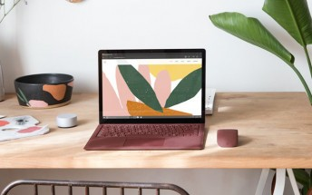 Microsoft Surface Laptop unveiled with a 13.5