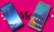 T-Mobile offers Galaxy S8 and LG G6 on BOGO deals