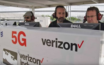 Verizon tests prototype 5G tech with Ericsson