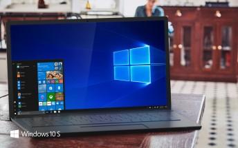 Microsoft announces Windows 10 S