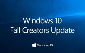 Microsoft details upcoming Windows 10 Fall Creators Update