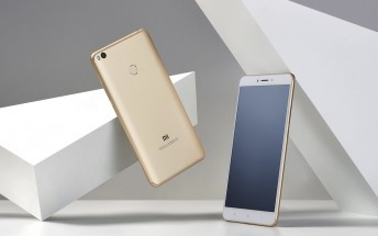 Xiaomi Mi Max 2 unveiled, aims to be a battery king