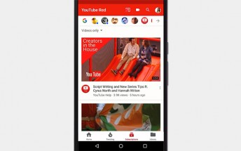 YouTube for Android officially gets bottom navigation bar