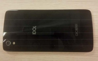 alcatel Idol 5 swings by FCC, photo of the back leaks