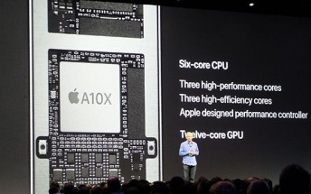Apple's A10X SoC is a 10 nm Chip built by TSMC