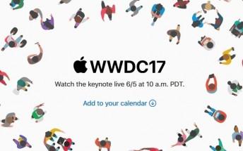 Watch the Apple WWDC keynote live