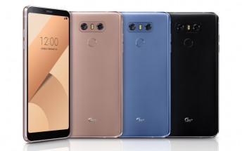 LG releases official product video for the G6+