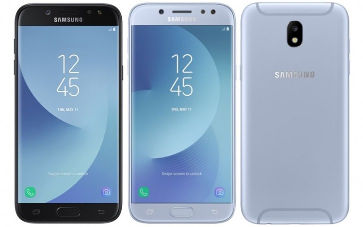 galaxy j5 2017 listed for pre order in germany announce it already samsung news. Black Bedroom Furniture Sets. Home Design Ideas