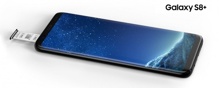 Dual Sim Galaxy S8 Reaches Mainland Europe Gsmarena Com