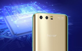 Huawei Honor 9 benchmarked, shows flagship-level performance
