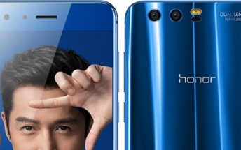 Huawei Honor 9 crosses 350,000 registrations in a day