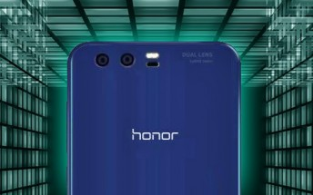 Huawei Honor 9 specs confirmed by leaked promo: 12MP + 20MP dual camera, Kirin 960 chipset