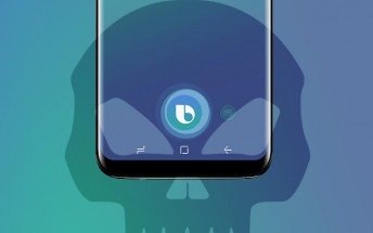 A Kickstarter project wants to kill the Galaxy S8 Bixby button