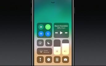 iOS 11 announced: smarter Siri, smaller videos, better UI, louder music