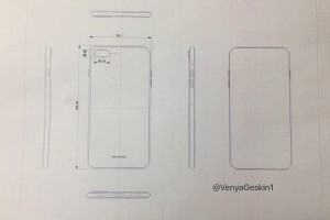 Leaked schematics: iPhone 7s Plus