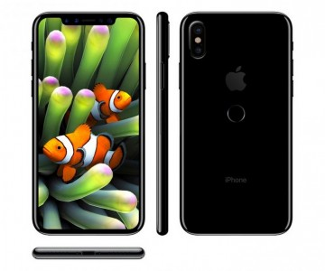 (Speculative) iPhone 8 render