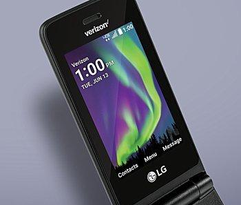 LG Exalt LTE debuts as Verizon's first 4G LTE featurephone