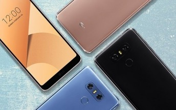 LG launches the G6+ with 128GB storage, Qi wireless charging