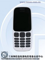 New Nokia 105 (TA-1010): in White