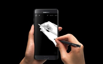 Refurbished Galaxy Note7 benchmarked, found spry and limber