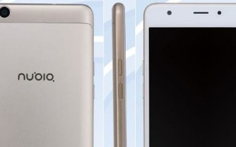 ZTE nubia NX907J with octa-core CPU and 13MP camera clears TENAA