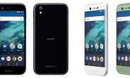 Sharp X1 is the latest Android One smartphone for Japan, huge battery included