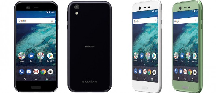 Sharp X1 Is The Latest Android One Smartphone For Japan