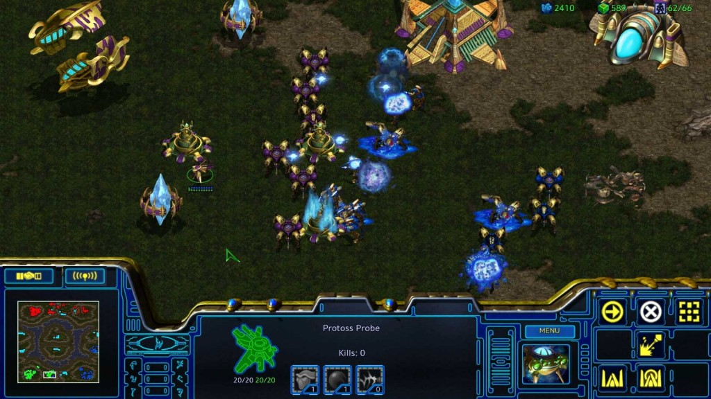 StarCraft Remastered is coming on August 14 for $14 99