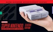 Nintendo announces Super NES Classic, goes on sale September 29