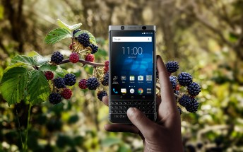 Weekly poll: BlackBerry KEYone serves a hardware QWERTY, will anyone bite into it?
