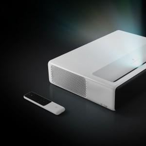 Xiaomi's ultra short throw Laser Projector