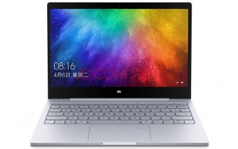 New Xiaomi Mi Notebook Air 13.3 leaks: 7th gen Intel CPU, new GPU and a fingerprint reader
