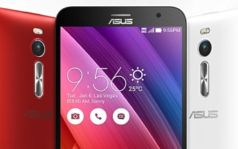 Asus Zenfone 2 getting new update