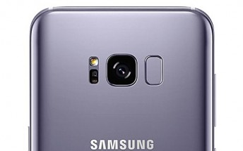 Samsung Galaxy S8/S8+ orchid grey variant now available in India