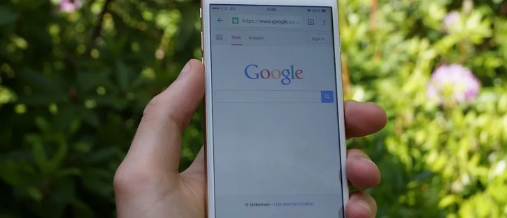 how to turn on google instant search