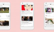 Google creates personalized stream of news on iOS and Android