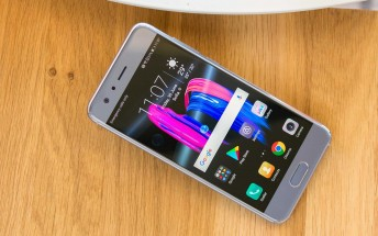 Just in: Huawei Honor 9 hands-on
