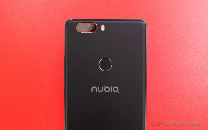 Just in: ZTE nubia Z17 hands-on - GSMArena com news