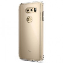 LG V30 cases: Fusion Case (Clear)