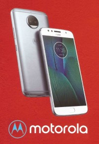 Moto G5S Plus promotional image