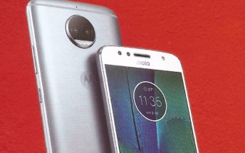 Upcoming Moto G5S Plus leaks in official-looking press renders