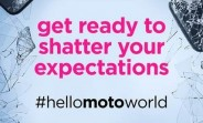 Motorola teases shatterproof Moto Z2 Force ahead of July 25 event