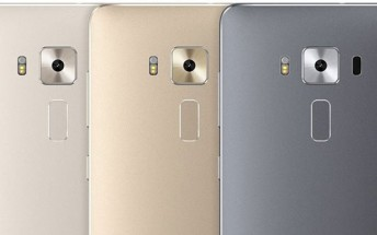 New Asus ZenFone 3 Deluxe update improves camera performance