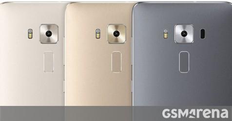 Asus ZenFone 3 Deluxe (ZS570KL) gets Oreo update